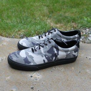 a7645cd16f66b Polo by Ralph Lauren Shoes - Polo Ralph Lauren Vaughn Camo Fashion Sneaker